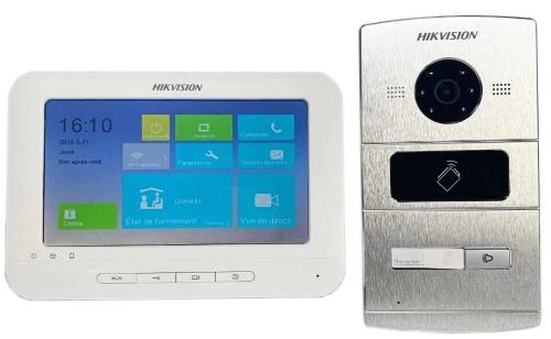 Hikvision Intercom Set
